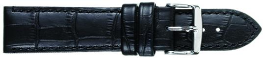 Leather - Flat Stitched Alligator Grain