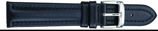 Leather - Padded Stitched Waterproof Leather (Long Band)